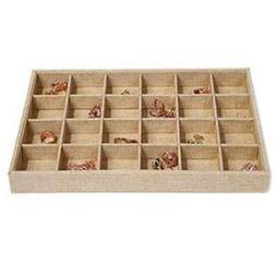 PANDA SUPERSTORE Decoration Storage Box Necklace Ring Box Di