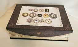 ❤ Decorative Storage Box Live Laugh Love / Keepsake / Stor