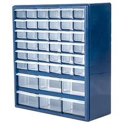 deluxe 42 drawer compartment storage