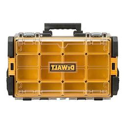 NEW DEWALT 22 in. Tough System Case with Clear Lid Black DW