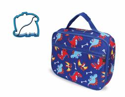 Dinosaur Lunch Boxes Lunch Box With Dino Sandwich Cutter Kee
