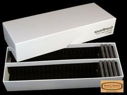 GuardHouse Double Row Storage Box for 50 Tetra Snaplock 2x2