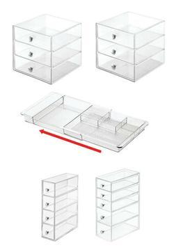 InterDesign Durable Plastic Vanity Organizer
