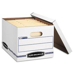 Bankers Box EASYLIFT Storage Box Letter/Letter Lift-Off Lid
