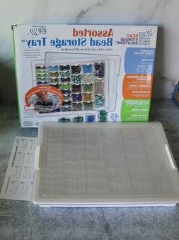 Darice Elizabeth Ward Bead Storage Solutions: 45-Piece Assor