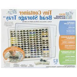NEW Darice 82-Piece Elizabeth Ward Bead Storage Solutions Ti