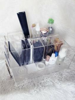 eyelash cart trolley organizer storage box