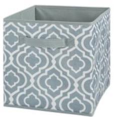 ClosetMaid Fabric Drawer, Iron Gate Grey