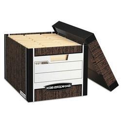 Bankers Box FEL00725 R-Kive Max Storage Box Letter/Legal Loc