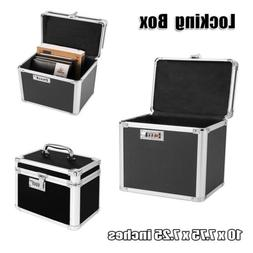 fireproof document storage security box chest important