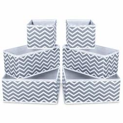 iSPECLE Foldable Cloth Storage Bins, Cloth Storage Box Close