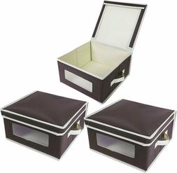 Juvale Foldable Fabric Storage Bins - Organization Storage C