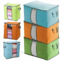 Foldable Home Closet Storage Bag Organizer Box Anti-bacteria