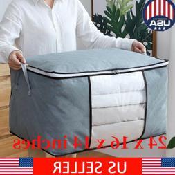 Foldable Home Closet Storage Bag Organizer Box Anti-bacteria