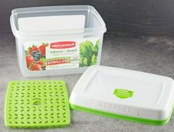 Food Savers Storage Containers Rubbermaid 17.3 Cup FreshWork