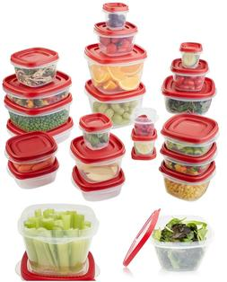 Food Storage Container Set Cooking Organizer Box All Sizes B