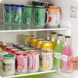 Fridge Canned Drink Storage Box Kitchen Accessories Canned B