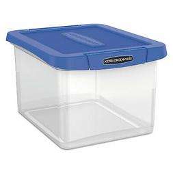 Bankers Box Heavy Duty Plastic File Storage, 14 x 17 3/8 x 1