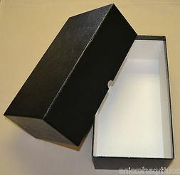 HEAVY DUTY PROOF SET STORAGE BOX - BLACK - GUARDHOUSE