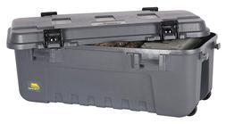 Plano Heavy-Duty Sportsman's Trunk, Grey, 108 qt Capacity, P