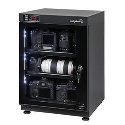 HFS 68L Digital Control dehumidify dry cabinet box Lens Came