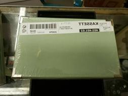 "IKEA KASSETT Storage Boxes w Lids 6 1/4 x10 1/4 x 6"" NEW S"