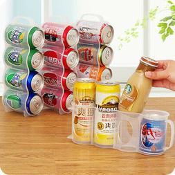 Kitchen Accessories Fridge Beverage Can Space-saving Organiz