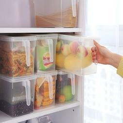 Kitchen Cupboard Refrigerator Food Storage Box Container Hol
