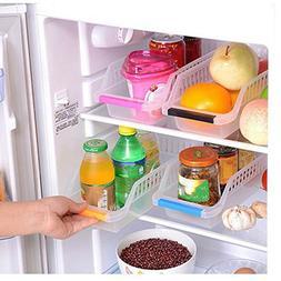 Kitchen Storage Collecting Box Basket Refrigerator Fruit Org
