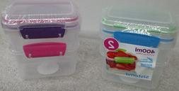 Sistema Klip It Collection Rectangle Container 13.5oz - 2 Pa