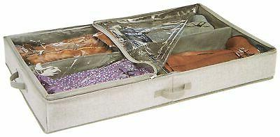 05332 aldo under bed boot storage box