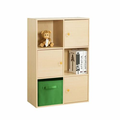 1,4,6 Box Unit Organizer Shelf Basket Container