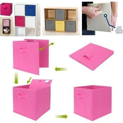 1 PCS Home Storage Box Cube Bins Drawer Container