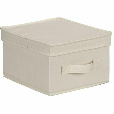 111 storage box with lid and handle