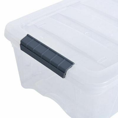 12 Pack Latch Tubs Bins