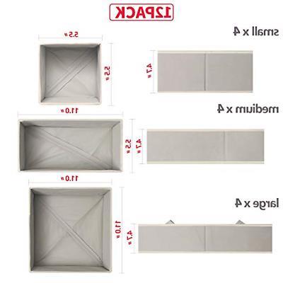 12 Storage Box Drawer