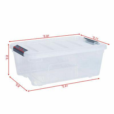 13Quart/ 12 Pack Latch Box Latches Handles