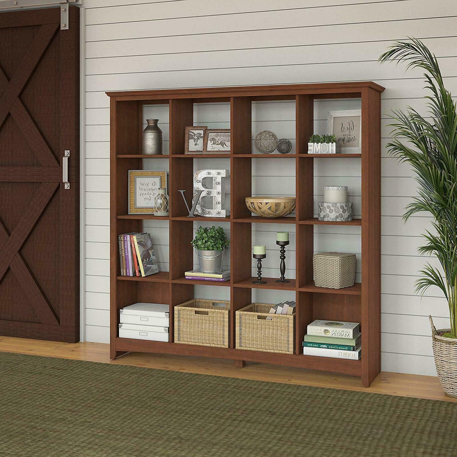 16 Bookshelf Serene Home Decor Area Furniture