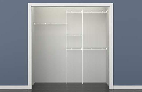 ClosetMaid 1628 Organizer Kit, to White