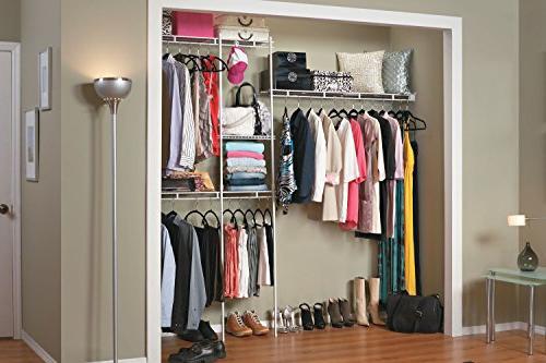ClosetMaid Closet Kit, White