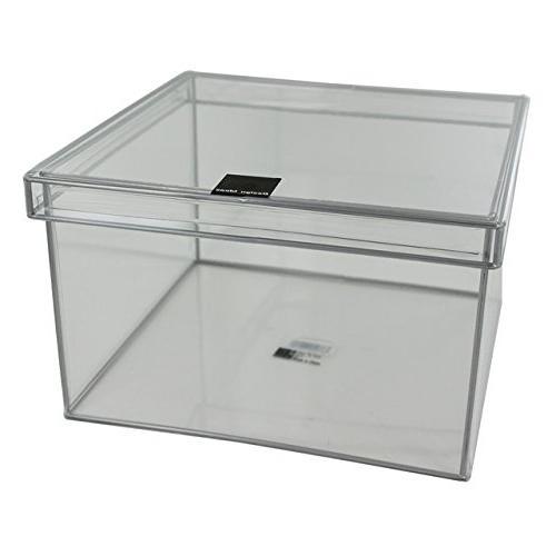 Design 165351 Clear Storage Box