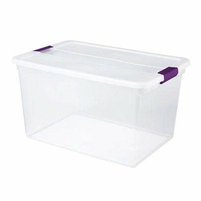 Sterilite 17571706 Latch Box Container