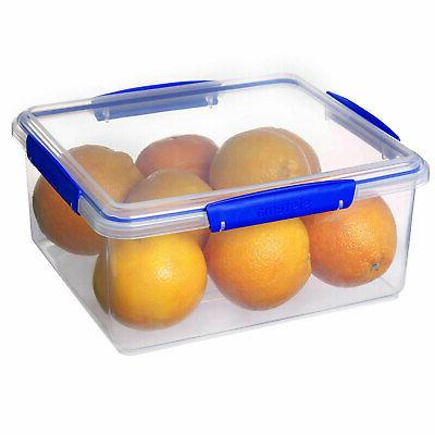 Sistema 1850 Klip It Collection Rectangle Food Box 21