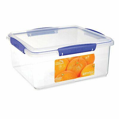 1850 klip it collection rectangle food storage