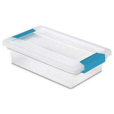 Sterilite Box Storage Tote