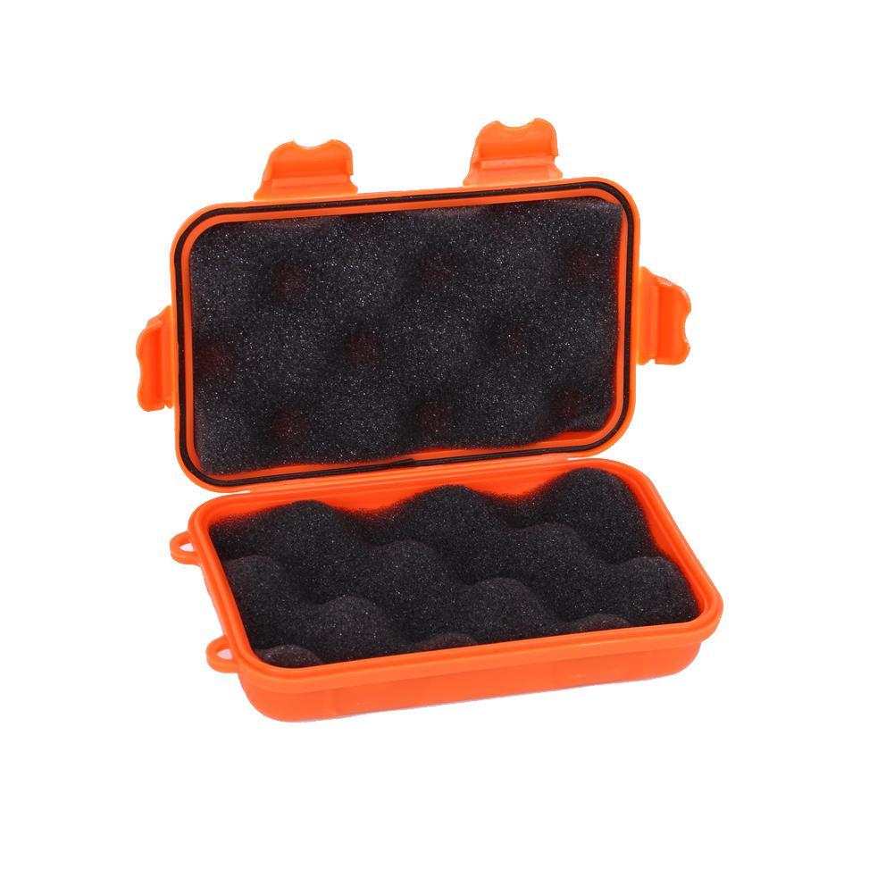 1PC Plastic Outdoor EDC Case Carry