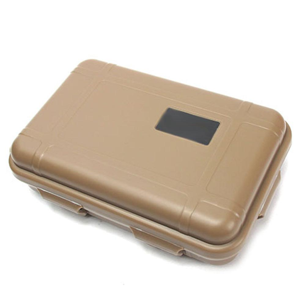 1PC Waterproof Outdoor EDC Survival Case Box