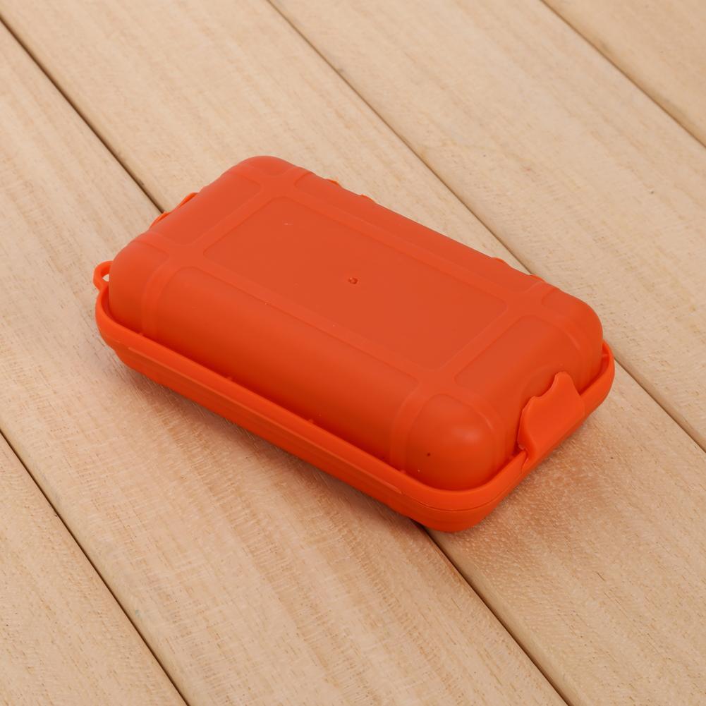 1PC Waterproof EDC Survival Case