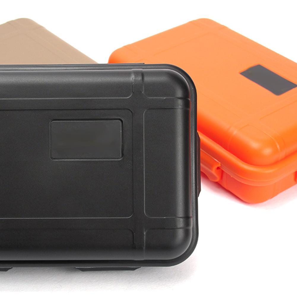 1PC Plastic EDC Survival Case Carry Box