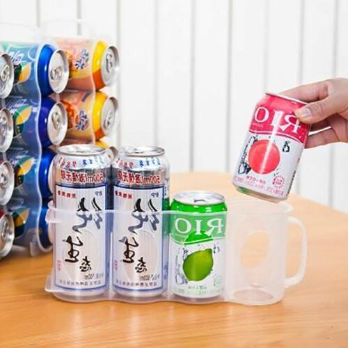 1x Refrigerator Kitchen Beverage Space-saving